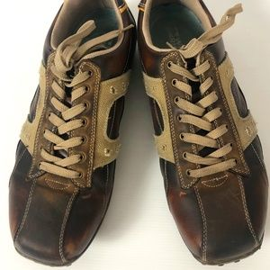 Wild Rhino Size 12 Grafton  Brown Casual Shoe
